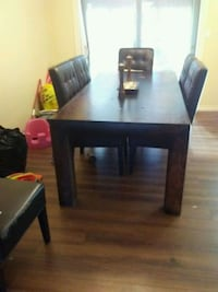 Dinning room table  Langley Township, V4W 3P9
