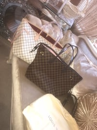 ccb00615e8a3 Used Louis Vuitton neverfull handbag High quality for sale in Enfield ...