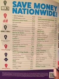 2018 Coupon Book!  Austell, 30106