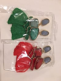 Earrings (2 pairs) 2412 mi