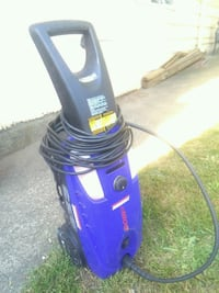 purple and black Bissell upright vacuum cleaner Surrey, V3S 2N5