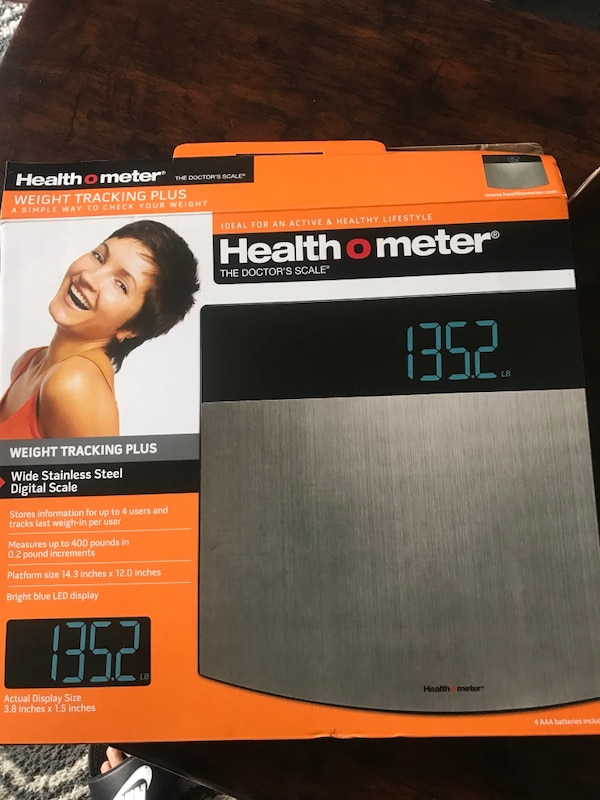 New Technology Weight Scale
