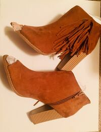Women's brown boots  Fairfax, 22031
