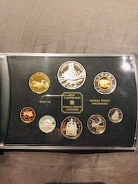 2003 proof set Canadian Coins  Toronto, M6H 2L4