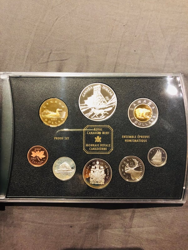 2003 proof set Canadian Coins!  9702524c-c6e9-45c1-8356-bfd3532ad315