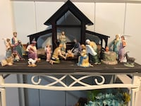 LENOX RENAISSANCE NATIVITY SET South Berwick, 03908