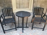 Outdoors aluminum table and 2 chairs  New Orleans, 70130