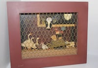 3D Style Chicken Coop Wall Frame Dallas, 75229