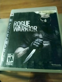 Rogue Warrior Ps3 game