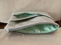 Coin wallet / zippered pouch