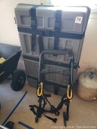 Trico Bike Box and Rack