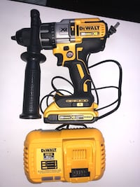 3 Speed Heavy Duty Dewalt Drill DCD996 Paterson, 07513
