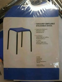 Stackable stools 548 km