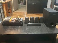 Samsung DVD surround sound system Franklin Park, 60131