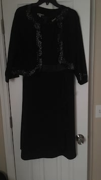 black long-sleeved dress Winter Haven, 33880