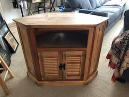 Real Wood TV cabinet