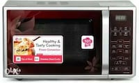 Brand new LG unused microwave oven MUMBAI
