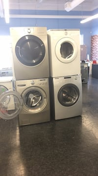 Washers and dryers - delivery and warranty  Toronto, M3J 3K7