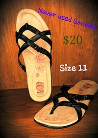 Never used Sandles