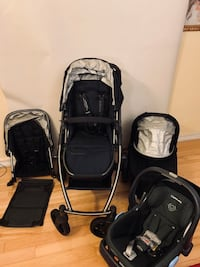 Uppa baby stroller with many accessories  Нью-Йорк, 11229