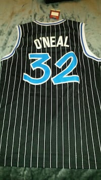 Shaquille O'Neil large nike jersey with tags  Toronto