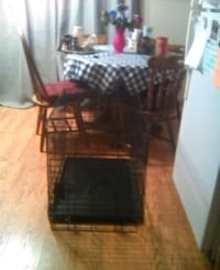dog cage in great shape  Evansville, 47720