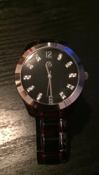 Stainless Steel GEGRGE watch Laurinburg