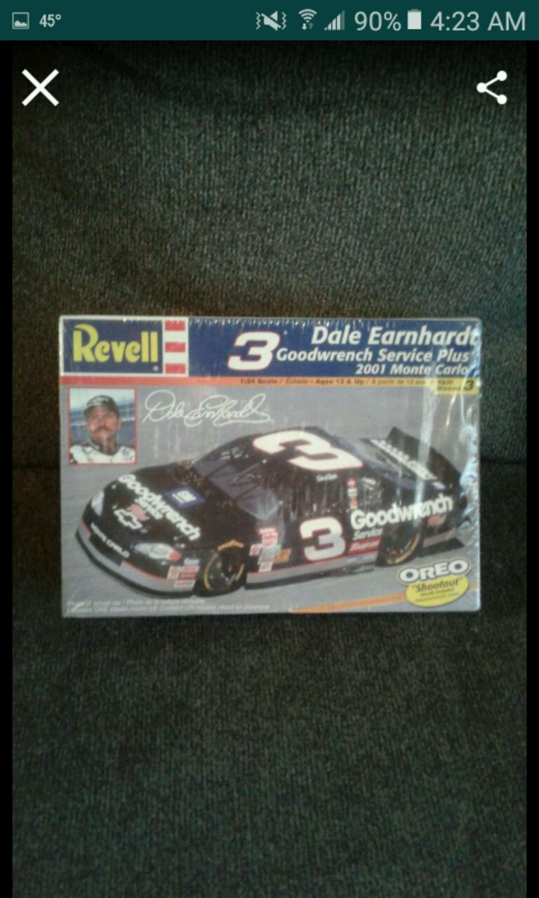 Photo Race car model