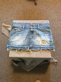 Size 2 Abercrombie & Fitch MiniSkirt Ames, 50014