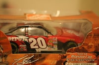 #20 Nascar Winson Cup Champion Tony Stewart Race Car In Box- READ AD Hicksville