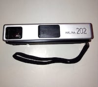 Vintage Halina 202 110 Cartridge Camera London