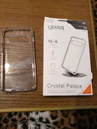 Samsung Galaxy S10 Clear Cell Phone Case BRAND NEW Edmonton, T5S 1T5