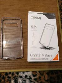 Samsung Galaxy S10 Clear Cell Phone Case BRAND NEW