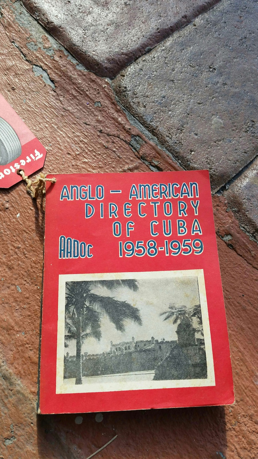 Used, Anglo-American directory of cuba for sale  Fort Lauderdale