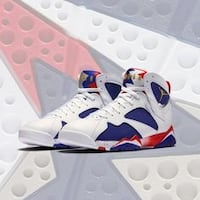 Jordan 7 olympics size 9.5 brand new never worn. DEADSTOCK WITH OG BOX Vaughan, L6A 3Y9