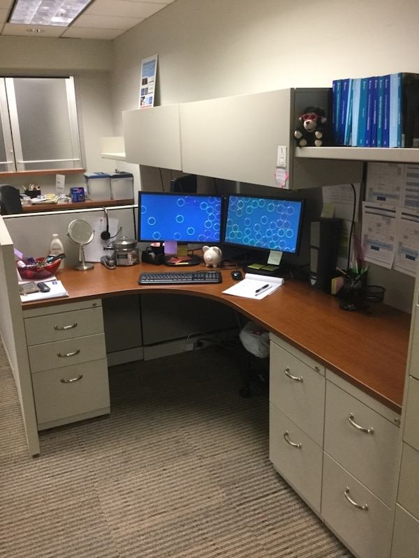 FIVE (5) Cubicles for GREAT DEAL! 3