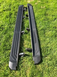 07-18 Tundra double cab factory running boards Corry, 16407