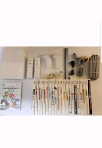 Nintendo Wii and 22 games Oakville