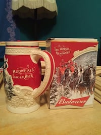 2015 Budweiser holiday Stein High Point, 27262