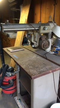 brown and gray table saw Los Angeles, 91040
