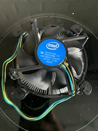 Intel CPU Stock Fan