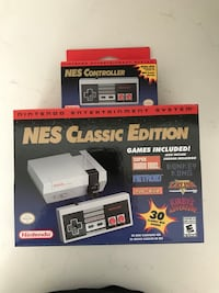 NES Classic and NES Controller Norwalk, 90650
