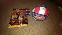 2006 Signed Globetrotters Ball Oklahoma City, 73132