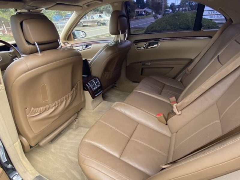 2008 Mercedes-Benz S-Class for sale 2