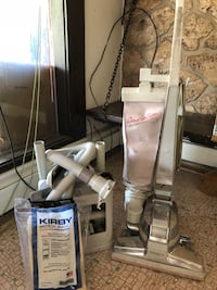 Kirby Generation Three, self propelled vacuum. All attachments and bags included   Henderson, 89014