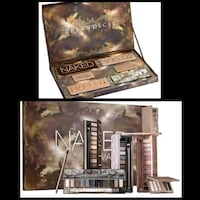 New Authentic Urban Decay Naked vault  Mercedes, 78570