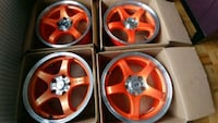 Summer alloy wheels Toronto, M3C 1G6