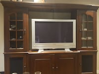 Wooden wall unit Burlington, L7T 4J6