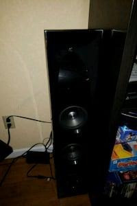 Samsung tower speakers Fountain, 80817