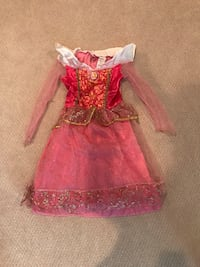 SLEEPING BEAUTY COSTUME AGE 5-7 Fairfax, 22030